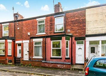 Thumbnail 2 bed terraced house to rent in Burstead Street, Manchester