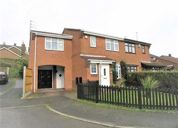 Thumbnail 4 bedroom semi-detached house for sale in Harvest Close, Upper Gornal, Dudley