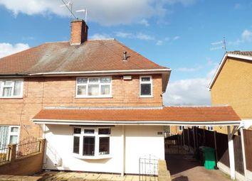 Thumbnail 2 bed semi-detached house for sale in Raymede Drive, Nottingham, Nottinghamshire