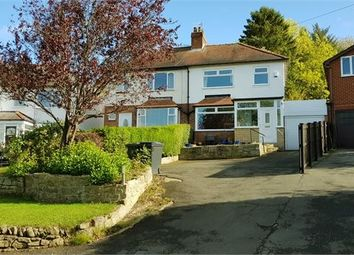 Thumbnail 4 bed semi-detached house for sale in New Ridley Road, Stocksfield