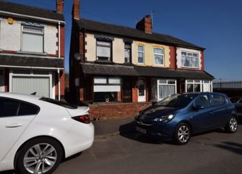 Thumbnail 3 bed semi-detached house to rent in Eland Road, Langwith Junction, Mansfield