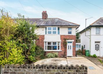 Thumbnail 3 bed end terrace house for sale in Campbell Road, Florence Park, Oxford