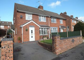 Thumbnail 3 bed semi-detached house to rent in St. Johns Road, Biddulph, Stoke-On-Trent