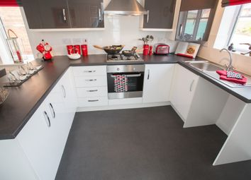 Thumbnail 3 bed semi-detached house for sale in The Tyrone At Lowfield Park, Lowfield Road, Bolton On Deane
