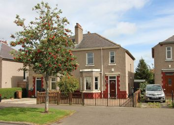 3 bed semi-detached house for sale in 47 Boswall Drive, Edinburgh EH5