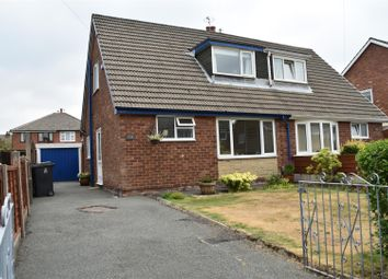 Thumbnail 2 bed semi-detached house for sale in St. Annes Road, Farington, Leyland