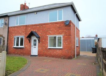 Thumbnail 3 bed semi-detached house for sale in Briar Road, Skellow, Doncaster
