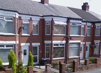 Thumbnail 3 bedroom terraced house to rent in Burlington Road, Hull