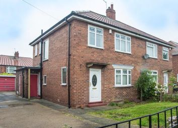 Thumbnail 1 bedroom semi-detached house for sale in Acomb Gardens, Newcastle Upon Tyne