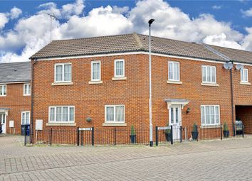 Thumbnail 3 bed link-detached house for sale in Woodlands, Huntingdon, Cambridgeshire