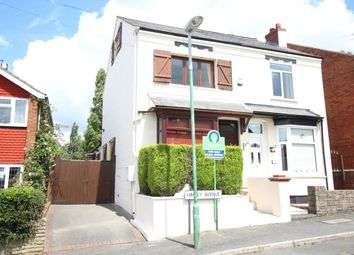 Thumbnail 4 bed semi-detached house for sale in Himley Avenue, Dudley
