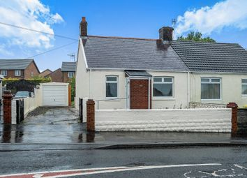 Thumbnail 2 bedroom semi-detached bungalow for sale in Caemawr Road, Morriston, Swansea