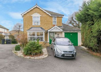 Thumbnail 5 bed detached house for sale in Corfield Road, London