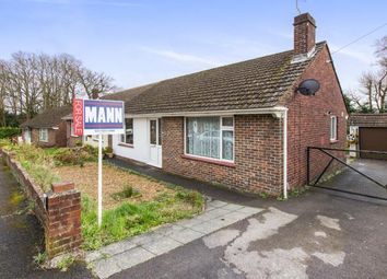 Thumbnail 3 bedroom bungalow for sale in Woodcroft Gardens, Waterlooville
