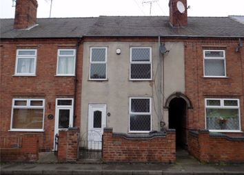 Thumbnail 3 bed terraced house for sale in Lower Gladstone Street, Heanor, Derbyshire