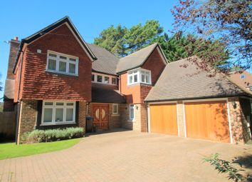Thumbnail 5 bed property to rent in Butterfly Walk, Warlingham