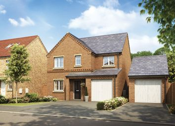 "Thumbnail 4 bed detached house for sale in ""The Lumley"" at Catterick Road, Colburn, Catterick Garrison"