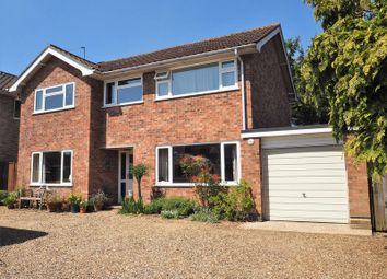Thumbnail 4 bed detached house for sale in Taylor Avenue, Cringleford, Norwich