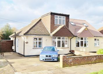 Thumbnail 3 bedroom semi-detached bungalow for sale in Kynaston Road, Orpington