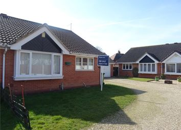 Thumbnail 2 bed semi-detached bungalow for sale in Clayton Close, Newark