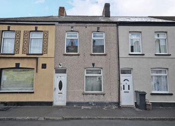Thumbnail 2 bed terraced house to rent in Attractive Terrace, Hereford Street, Newport