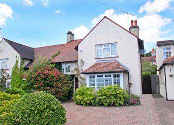 Thumbnail 3 bed semi-detached house for sale in Woodland Road, Loughton