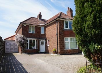 4 bed detached house for sale in Beckfield Lane, Acomb, York YO26