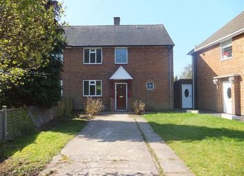 Thumbnail 3 bed semi-detached house to rent in Melton Avenue, Solihull, West Midlands