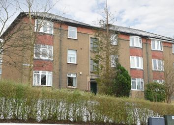 Thumbnail 3 bed flat for sale in Dorchester Avenue, Glasgow