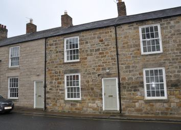 Thumbnail 1 bed terraced house for sale in 5 Giles Place, Hexham, Northumberland