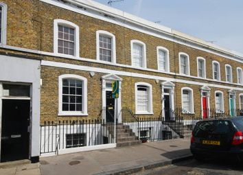 Thumbnail 3 bed terraced house to rent in Mary Street, Islington