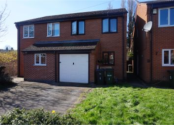 Thumbnail 3 bed semi-detached house to rent in Buntings Lane, Nottingham