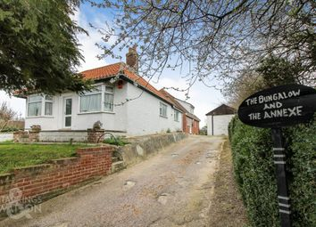 Thumbnail 6 bed detached bungalow for sale in Annis Hill, Bungay