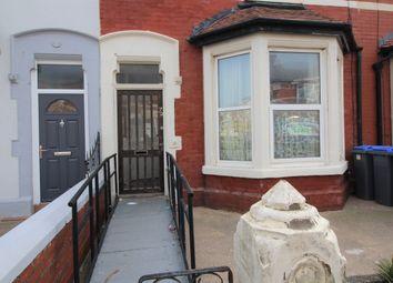 Thumbnail Studio to rent in Holmfield Road, Bispham, Blackpool