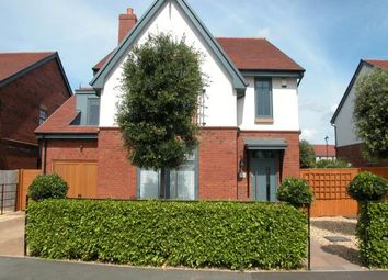 Thumbnail 4 bed detached house for sale in Grenfell Park, Parkgate, Neston, Cheshire