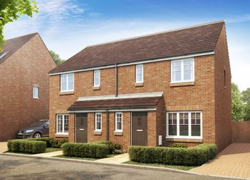 "Thumbnail 2 bed end terrace house for sale in ""The Hanbury"" at Manor Lane, Maidenhead"