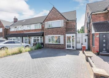 Thumbnail 3 bed semi-detached house for sale in Maryland Avenue, Hodge Hill, Birmingham, West Midlands