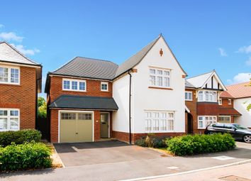 Thumbnail 4 bed property to rent in Asquith Park, Sutton Courtenay, Abingdon