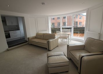 Thumbnail 3 bed flat to rent in Friar Lane, Nottingham