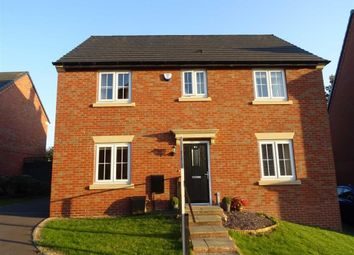 Thumbnail 4 bed detached house for sale in Cardinal Drive, Burbage, Hinckley