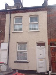 Thumbnail 2 bed terraced house to rent in Highbury Road, Luton