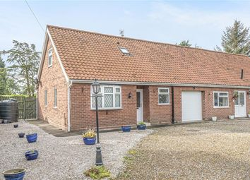 Thumbnail 2 bed bungalow for sale in Wheeldale Drive, York