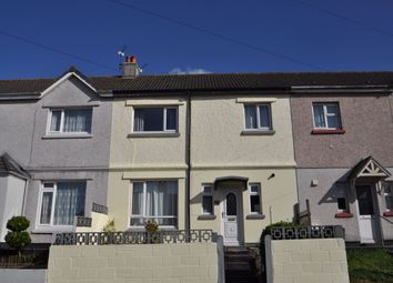 Thumbnail 3 bed terraced house for sale in Tresillian Road, Falmouth