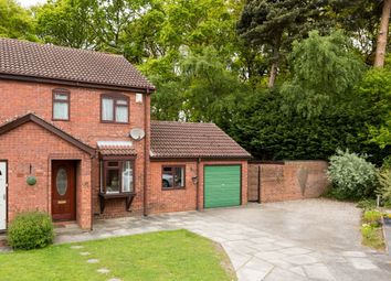 Thumbnail 4 bed semi-detached house for sale in Kinbrace Drive, Acomb Wood, York
