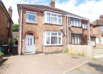 Thumbnail 4 bedroom semi-detached house for sale in Edwalton Avenue, Peterborough
