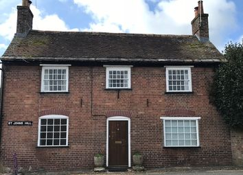 Thumbnail 3 bed detached house to rent in Church Street, Wareham