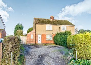 Thumbnail 3 bed semi-detached house for sale in Wainfleet Road, Thorpe St. Peter, Skegness