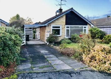 3 bed bungalow for sale in Tewkesbury Close, Upton, Chester, Cheshire CH2