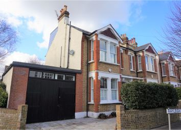 Thumbnail 5 bed semi-detached house for sale in Rayleigh Road, Wimbledon
