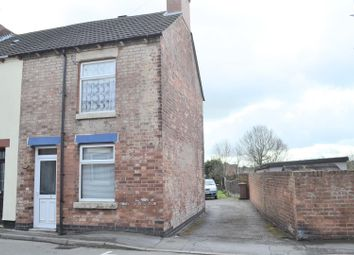 Thumbnail 2 bedroom semi-detached house for sale in Oversetts Road, Newhall, Swadlincote